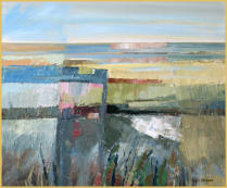 Through the Reeds (SOLD)