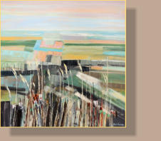 The Walk through the Reeds 610 x 610mm